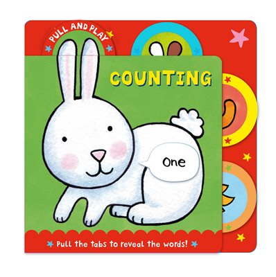 Book cover for PULL AND PLAY Counting